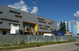 Budova ASO Vending, B. Bystrica1