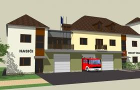 3D Model – návrh