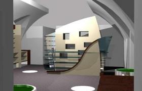 Interiér predajne obuvi B. Bystrica2