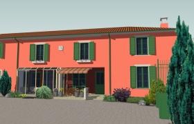 Rekreačný dom v Montréjeau (FR)1