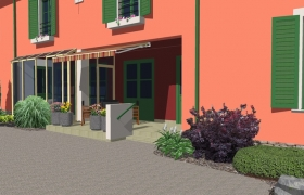 Rekreačný dom v Montréjeau (FR)3