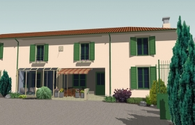 Rekreačný dom v Montréjeau (FR)8