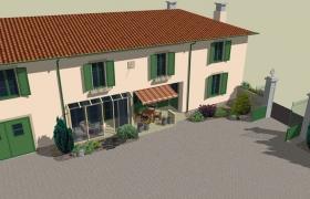 Rekreačný dom v Montréjeau (FR)9