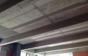 ŽB trámový strop ako reminiscencia