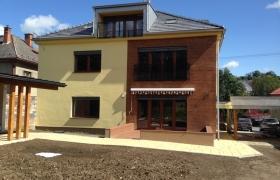 Rodinný dom B. Bystrica – Rudlová – Rekonštrukcia