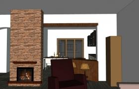Návrh interiéru1