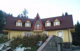 Dom s výrazným vikierom