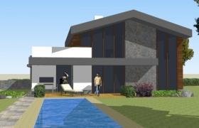 Rodinný dom Sliač – IBV Rybáre – Juh