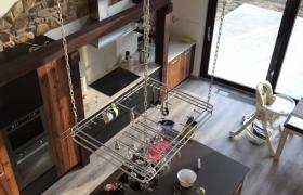 Kuchyňa z pavlače