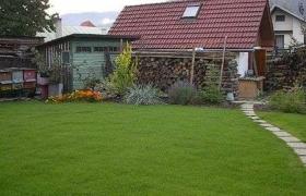 Súkromná záhrada v obci Medzibrod1