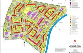 Výkres č. 3 – Komplexný urbanistický návrhv