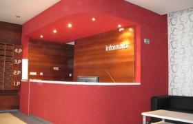 Vstupný vestibul budovy HOLD2