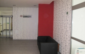 Vstupný vestibul budovy HOLD6
