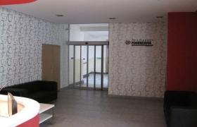 Vstupný vestibul budovy HOLD7