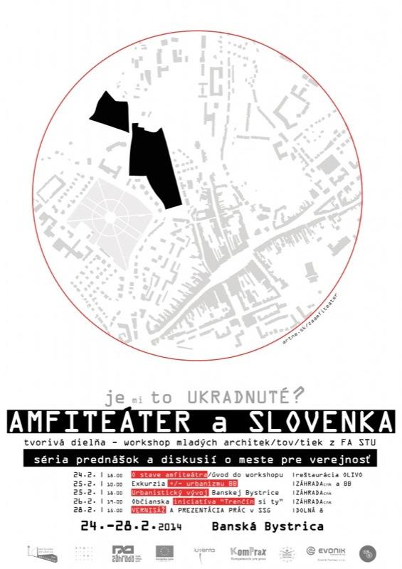 Workshop O.Z. za! amfiteáter